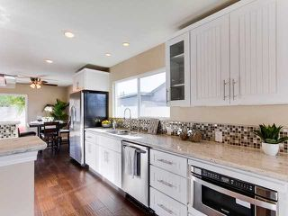 Photo 7: CLAIREMONT House for sale : 4 bedrooms : 4821 Mount Bigelow Drive in San Diego