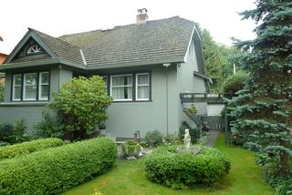 Main Photo: 1050 West 26th Avenue in Vancouver: Shaughnessy Home for sale ()  : MLS®# v926963