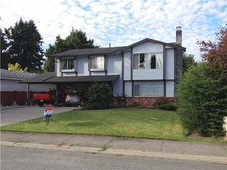 Main Photo: 21295 CAMPBELL Avenue in Maple Ridge: West Central House for sale : MLS®# V1026535