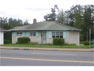 Photo 1:  in VICTORIA: Es Kinsmen Park Single Family Detached for sale (Esquimalt)  : MLS®# 363888