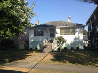 Photo 1: 6286 BROOKS Street in Vancouver: Killarney VE House for sale (Vancouver East)  : MLS®# V1081569