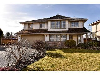 Photo 1: 34658 CURRIE PL in Abbotsford: Abbotsford East House for sale : MLS®# F1434944