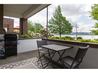 Photo 20: 108 12 K DE K COURT in New Westminster: Quay Condo for sale : MLS®# R2062238