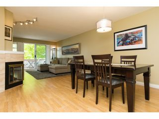 Photo 3: 108 12 K DE K COURT in New Westminster: Quay Condo for sale : MLS®# R2062238