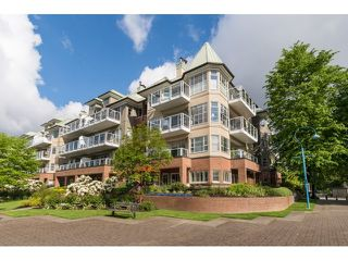 Photo 1: 108 12 K DE K COURT in New Westminster: Quay Condo for sale : MLS®# R2062238