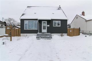 Photo 1: 421 Kildarroch Street in Winnipeg: Single Family Detached for sale (4C)  : MLS®# 1900740