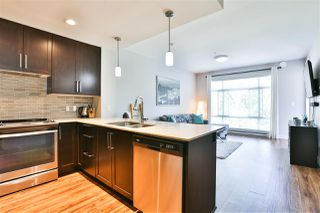 "Photo 2: 421 2495 WILSON Avenue in Port Coquitlam: Central Pt Coquitlam Condo for sale in ""ORCHID RIVERSIDE"" : MLS®# R2389249"
