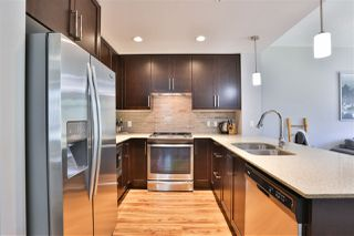 "Photo 3: 421 2495 WILSON Avenue in Port Coquitlam: Central Pt Coquitlam Condo for sale in ""ORCHID RIVERSIDE"" : MLS®# R2389249"