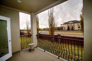 Photo 25: 215 1406 HODGSON Way in Edmonton: Zone 14 Condo for sale : MLS®# E4175388