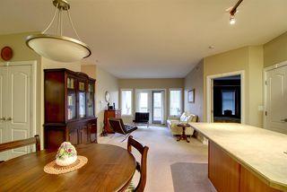 Photo 6: 215 1406 HODGSON Way in Edmonton: Zone 14 Condo for sale : MLS®# E4175388