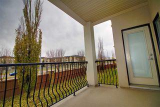 Photo 24: 215 1406 HODGSON Way in Edmonton: Zone 14 Condo for sale : MLS®# E4175388