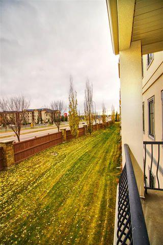 Photo 26: 215 1406 HODGSON Way in Edmonton: Zone 14 Condo for sale : MLS®# E4175388
