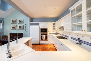 """Photo 7: 8 5650 HAMPTON Place in Vancouver: University VW Townhouse for sale in """"SANDRINGHAM"""" (Vancouver West)  : MLS®# R2426279"""