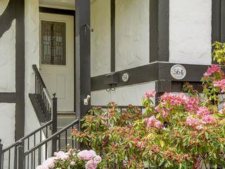 Photo 2: 564 Oliver St in Oak Bay: OB South Oak Bay House for sale : MLS®# 841071