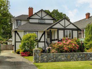 Photo 1: 564 Oliver St in Oak Bay: OB South Oak Bay House for sale : MLS®# 841071