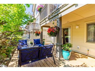 "Photo 35: 61 20350 68 Avenue in Langley: Willoughby Heights Townhouse for sale in ""SUNRIDGE"" : MLS®# R2478175"