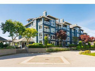 """Photo 1: 305 12911 RAILWAY Avenue in Richmond: Steveston South Condo for sale in """"THE BRITANNIA"""" : MLS®# R2490969"""
