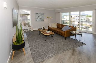 Photo 1: 202 2244 MCGILL STREET in Vancouver: Hastings Condo for sale (Vancouver East)  : MLS®# R2488422