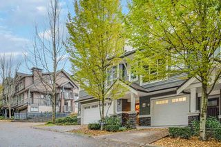 "Photo 1: 145 1460 SOUTHVIEW Street in Coquitlam: Burke Mountain Townhouse for sale in ""CEDAR CREEK"" : MLS®# R2518485"