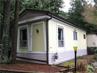 "Photo 2: 23 3295 SUNNYSIDE Road: Anmore Manufactured Home for sale in ""COUNTRYSIDE VILLAGE"" (Port Moody)  : MLS®# V931621"