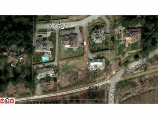 Photo 2: 12528 52A Avenue in Surrey: Panorama Ridge Land for sale : MLS®# F1223891