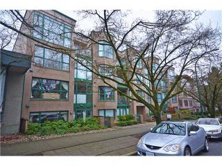 "Photo 1: 104 2130 W 12TH Avenue in Vancouver: Kitsilano Condo for sale in ""ARBUTUS WEST TERRACE"" (Vancouver West)  : MLS®# V988017"