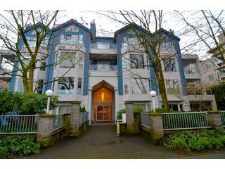 "Photo 9: # 305 3720 W 8TH AV in Vancouver: Point Grey Condo for sale in ""Highbury Place"" (Vancouver West)  : MLS®# V1005739"