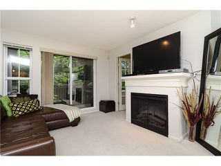 "Photo 1: # 211 3388 MORREY CT in Burnaby: Sullivan Heights Condo for sale in ""STRATHMORE LANE"" (Burnaby North)  : MLS®# V1008489"