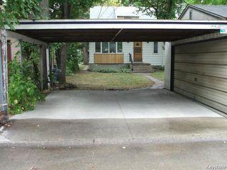 Photo 19: 426 Louis Riel Street in WINNIPEG: St Boniface Residential for sale (South East Winnipeg)  : MLS®# 1319988