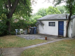 Photo 17: 426 Louis Riel Street in WINNIPEG: St Boniface Residential for sale (South East Winnipeg)  : MLS®# 1319988