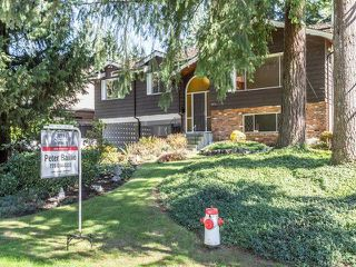 Main Photo: 1834 Layton Drive in North Vancouver: Blueridge House for sale : MLS®# R2004087