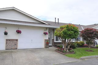 Photo 15: 10 18960 ADVENT ROAD in Pitt Meadows: Central Meadows Townhouse for sale : MLS®# R2077067