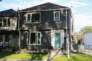 Main Photo: 246 Lipton Street in Winnipeg: Wolseley Single Family Detached for sale (West Winnipeg)  : MLS®# 1618802