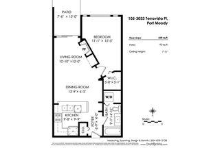 Photo 20: 105 3033 TERRAVISTA PLACE in Port Moody: Port Moody Centre Condo for sale : MLS®# R2334845