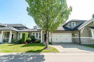 "Main Photo: 45 19452 FRASER Way in Pitt Meadows: South Meadows Townhouse for sale in ""Shoreline"" : MLS®# R2397835"