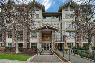 Photo 1: 103 265 ROSS Drive in New Westminster: Fraserview NW Condo for sale : MLS®# R2441955