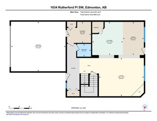 Photo 33: 1034 RUTHERFORD Place in Edmonton: Zone 55 House for sale : MLS®# E4203800