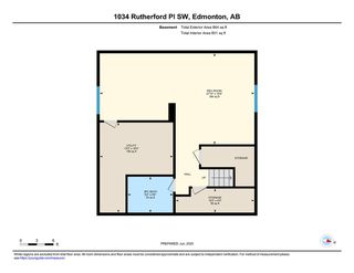 Photo 35: 1034 RUTHERFORD Place in Edmonton: Zone 55 House for sale : MLS®# E4203800
