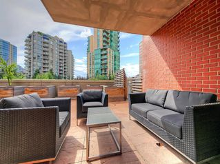 Photo 8: 303 735 2 Avenue SW in Calgary: Eau Claire Apartment for sale : MLS®# A1012643