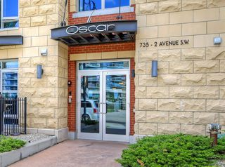 Photo 26: 303 735 2 Avenue SW in Calgary: Eau Claire Apartment for sale : MLS®# A1012643