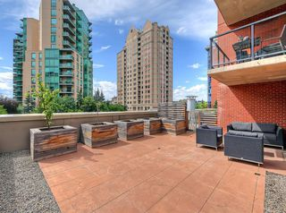 Photo 9: 303 735 2 Avenue SW in Calgary: Eau Claire Apartment for sale : MLS®# A1012643