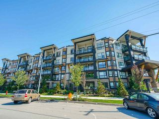 "Photo 1: 310 20829 77A Avenue in Langley: Willoughby Heights Condo for sale in ""THE WEX"" : MLS®# R2495955"