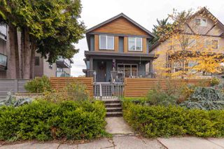 Main Photo: 851 E 8TH Avenue in Vancouver: Mount Pleasant VE 1/2 Duplex for sale (Vancouver East)  : MLS®# R2529559