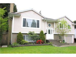 "Photo 1: 1366 LARKSPUR Drive in Port Coquitlam: Birchland Manor House for sale in ""BIRCHLAND"" : MLS®# V939474"