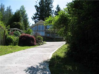 Main Photo: 5811 DEERHORN Drive in Sechelt: Sechelt District House for sale (Sunshine Coast)  : MLS®# V956982