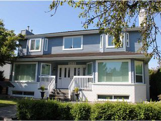 Photo 1: 1653 W 61ST Avenue in Vancouver: South Granville House for sale (Vancouver West)  : MLS®# V987953