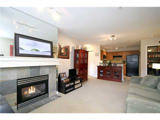 "Photo 2: # 104 3161 W 4TH AV in Vancouver: Kitsilano Condo for sale in ""BRIDGEWATER IN KITSILANO"" (Vancouver West)  : MLS®# V906822"