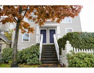 Photo 1: 3178 4TH Ave in Vancouver West: Kitsilano Home for sale ()  : MLS®# V764392