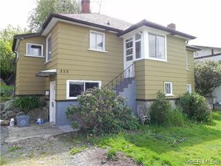 Photo 1: 555 Kenneth Street in VICTORIA: SW Glanford Single Family Detached for sale (Saanich West)  : MLS®# 323468