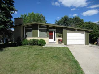 Photo 1: 35 Prescot Road in WINNIPEG: Fort Garry / Whyte Ridge / St Norbert Residential for sale (South Winnipeg)  : MLS®# 1318525